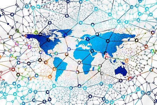 Network, Social, Social Network, Logo, Facebook, Google