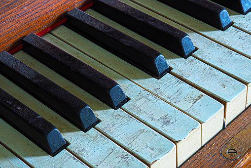 Piano, Keys, Music, Piano Keyboard, Musical Instrument