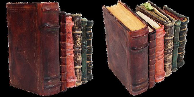 Old Book, Books, Literature, Culture, Old Books