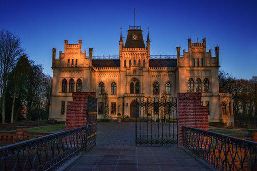 Architecture, Old, Palace, Building, Travel, City, Sky