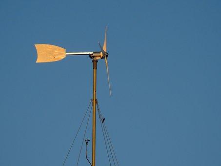 Wind, Power, Windmill, Wind Turbine, Turbine, Sky
