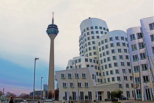 City, Architecture, Skyscraper, Building