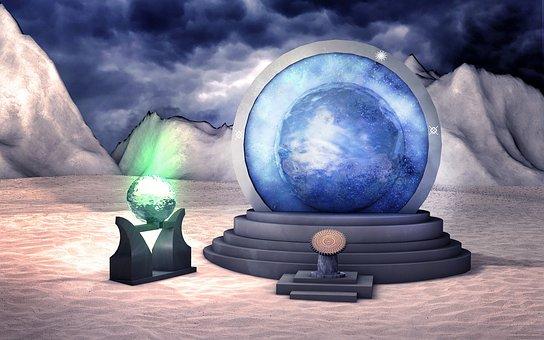 Stargate, Time Travel, Time Machine, Fantasy
