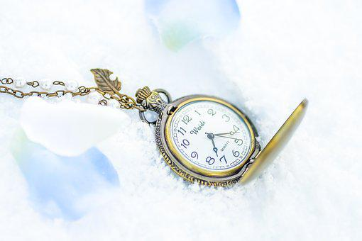 Clock, Watch, Pocket Watch, Chain, Antique, Jewelry