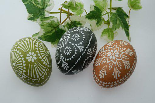Easter, Ornament, Background, Egg, Easter Egg