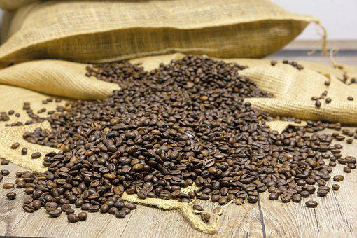 Coffee, Coffee Beans, Bag, Coffee Bags, Beans, Caffeine