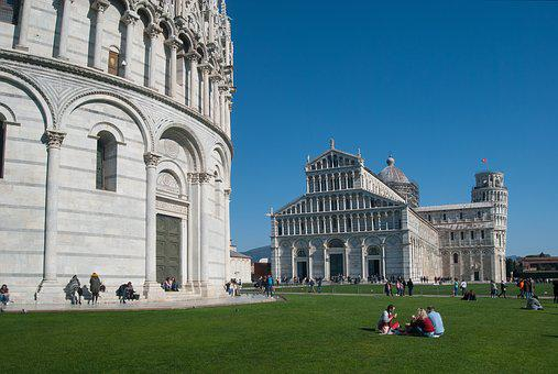 Pisa, Architecture, Outdoors, Travel, Building, Sky
