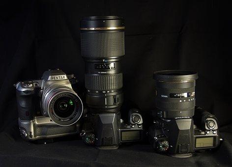 Digital Camera, Camera, Camera Lens, Photograph, Lens