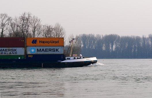Container Ship, Ship, Shipping, Freighter, Cargo