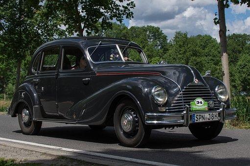 Auto, Emw, Eisenacher Motor Works, Oldtimer, Classic