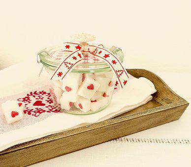 Food, Sugar Cube, Colorful, Gift, Herbal Tea
