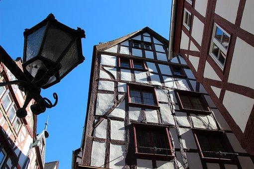 Truss, Fachwerkhaus, Historically, Fachwerkhäuser