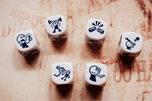 Cube, Figure, Figures, Play, Idea, Activities, Males