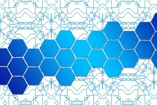 Hexagons, Honeycomb, Hexagon, Icon, Networks, Internet