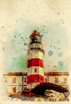 Spain, Lighthouse, Landmark, Historic, Attractions