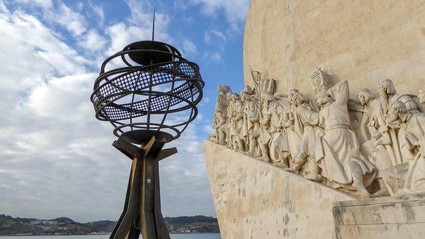 Lisbon, Sailors Monument, Padrãodosdescobrimentos