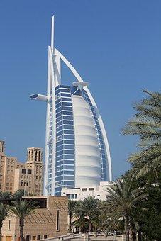 Burj Al Arab Jumeirah, Luxury, Hotel, 7-star