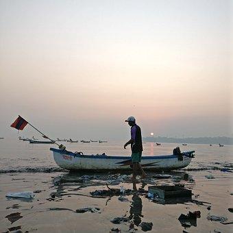 Water, Fisherman, Watercraft, Travel, People