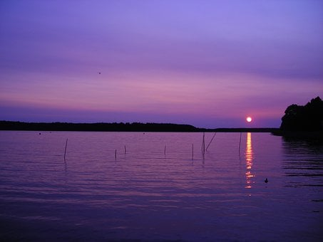 Sunset, The Dawn Family, Monolithic Part Of The Waters