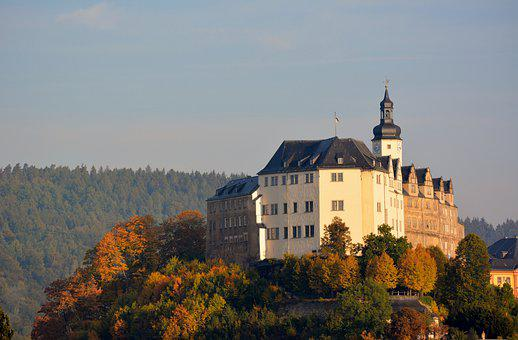 Architecture, Travel, Old, Places Of Interest, Autumn