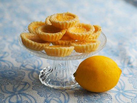Dessert, Food, Fruit, Refreshment, Delicious, Lemon