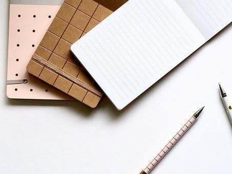 Paper, Business, Document, Blank, Notebook, Office