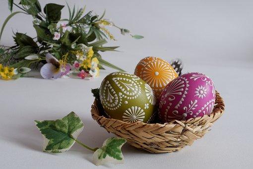 Easter Eggs, Easter Decor, Easter Egg, Happy Easter