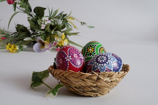 Easter Eggs, Easter Decor, Easter Egg, Happy Easter
