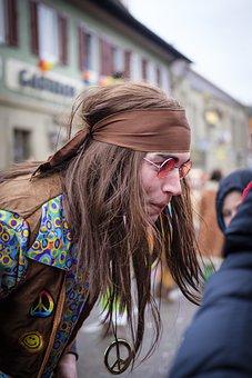 Hippie, Harmony, Freedom, Glasses, Sunglasses, Carnival