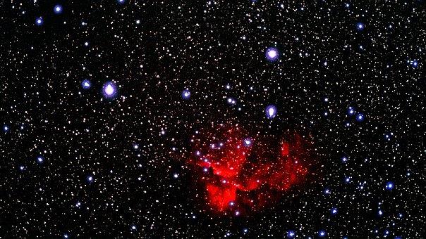 Astronomy, Galaxy, Constellation, Space, Nebula