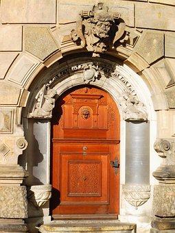 Architecture, Door, Input, Old Door, House Entrance