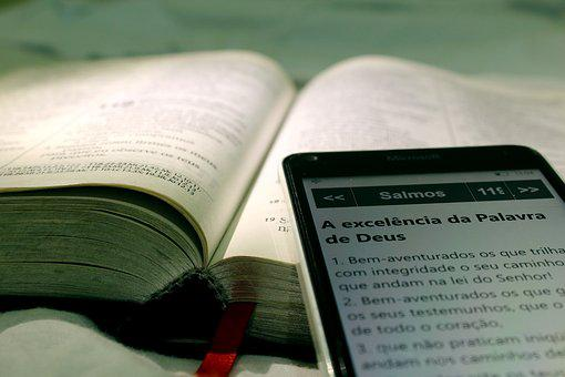 Bible, The Word Of God, Technology, Jesus, Evangelical