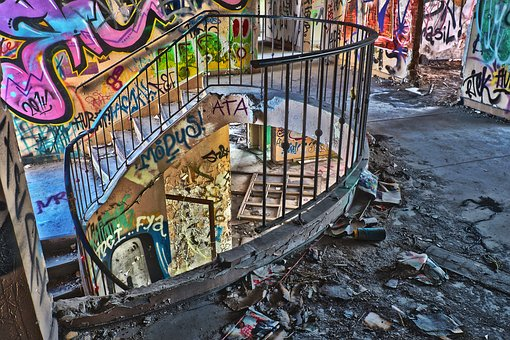 Architecture, Lost Places, Leave, Old, Decay, Ruin