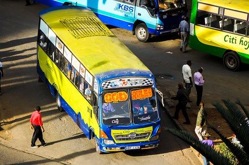 Car, Vehicle, Transportation System, Traffic, Bus