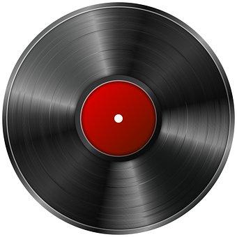 Phonograph Record, Vinyl, Audio, Sound, Gramophone