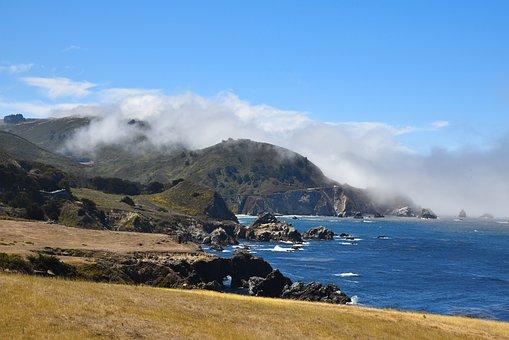 Nature, Water, Travel, Landscape, Mountain, Sea, Beach