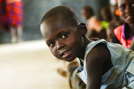 People, Portrait, Children, Childhood, Africa, African