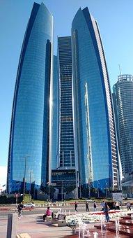 Architecture, City, The Skyscraper, Modern