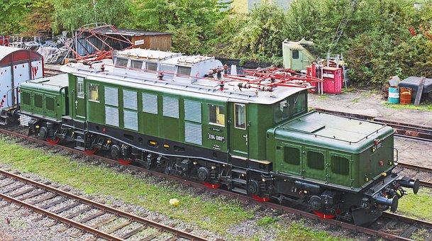 Electric Locomotive, Historically