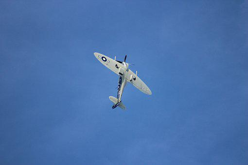 Flight, Airplane, Sky, Flying, Aircraft, Airshow