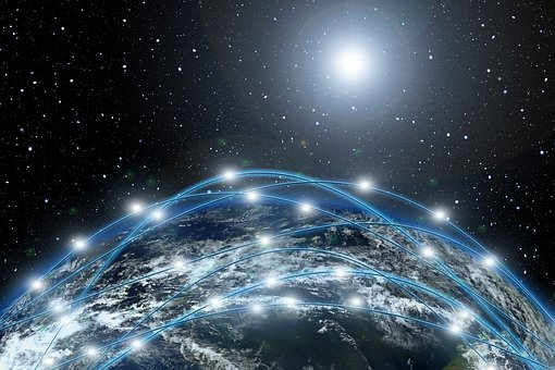 Network, Astronomy, Planet, Space, Galaxy