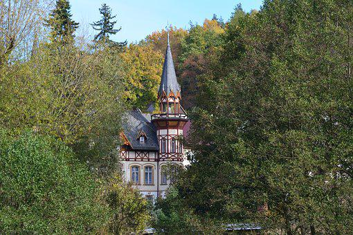 Architecture, Park, Historically