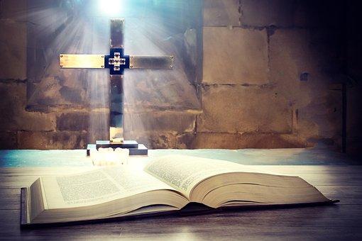 Holy Bible, Christianity, Prayer, Church, Faith