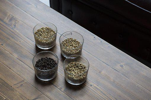 Food, Spices, Malt, Hops, Yeast, Seeds, Vegetarian