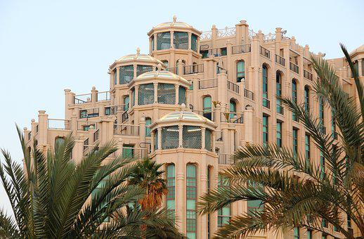 Israel, Eilat, Hotel, Resort, Architecture, City
