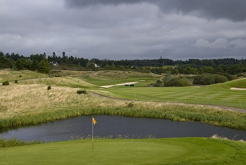 Golf, Scotland, Gleneagles, Johnnie, Walker, Club