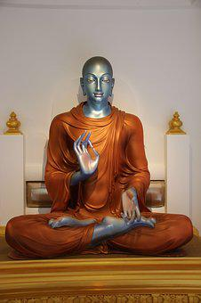 Buddha, Statue, Meditation, Sculpture, Religion, Yoga