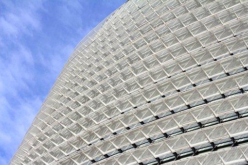 Architecture, Modern, Expression, Futuristic, Sky