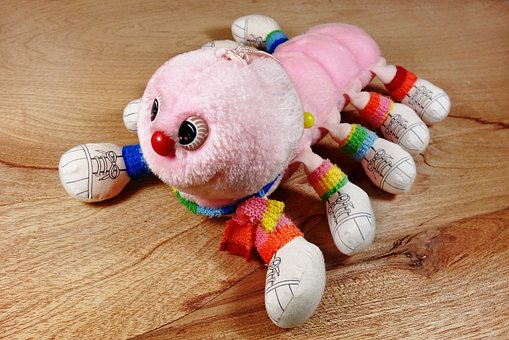 Centipede, Arthropod, Bug, Animal, Stuffed Animal