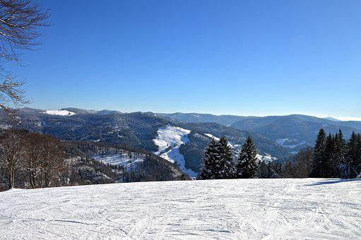Black Forest, Ski Run, Children Hill, Beginners, Hill